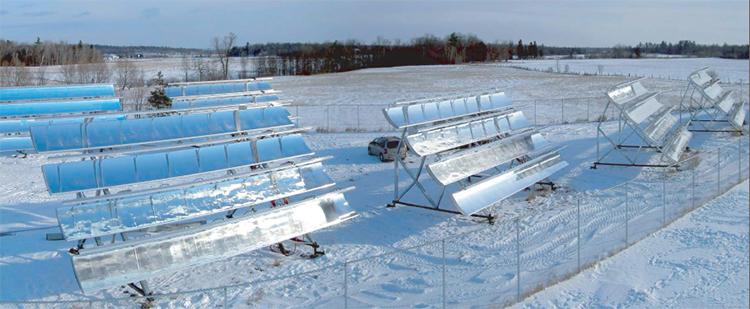 Поверхности для солнечной энергетикиAlanod-Solar