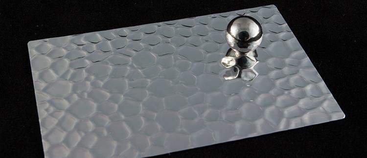 Ячеистый анодированный алюминий ALANOD 33PKG