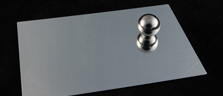 Зеркальный анодированный алюминий ALANOD MIRO-SILVER 4 4400AG